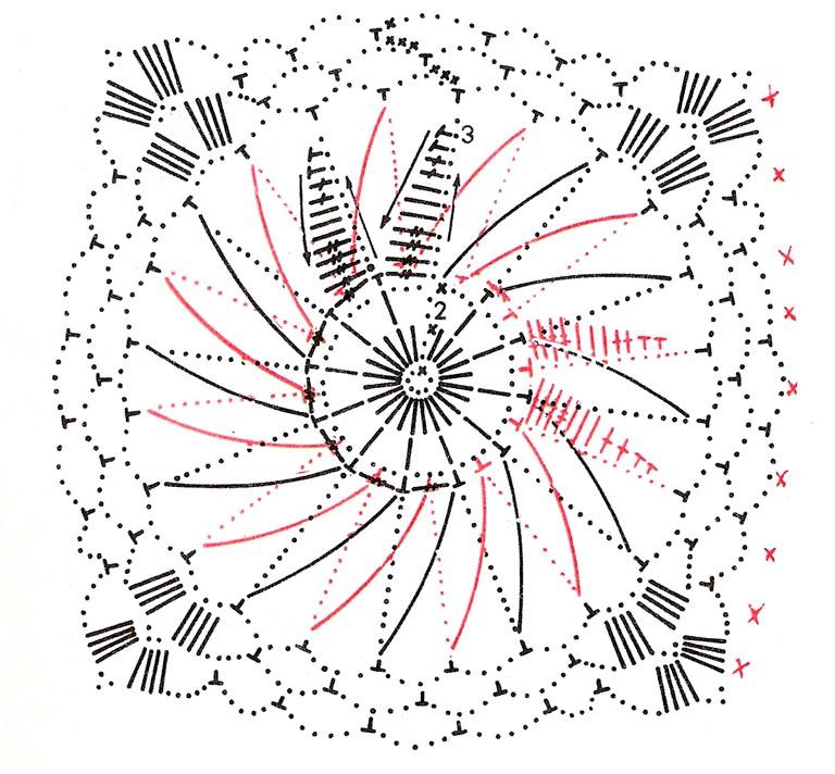 Схемы вязания на барби