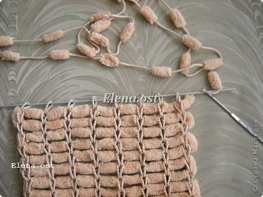 шарф из пряжи с помпонами шали палантины и шарфы